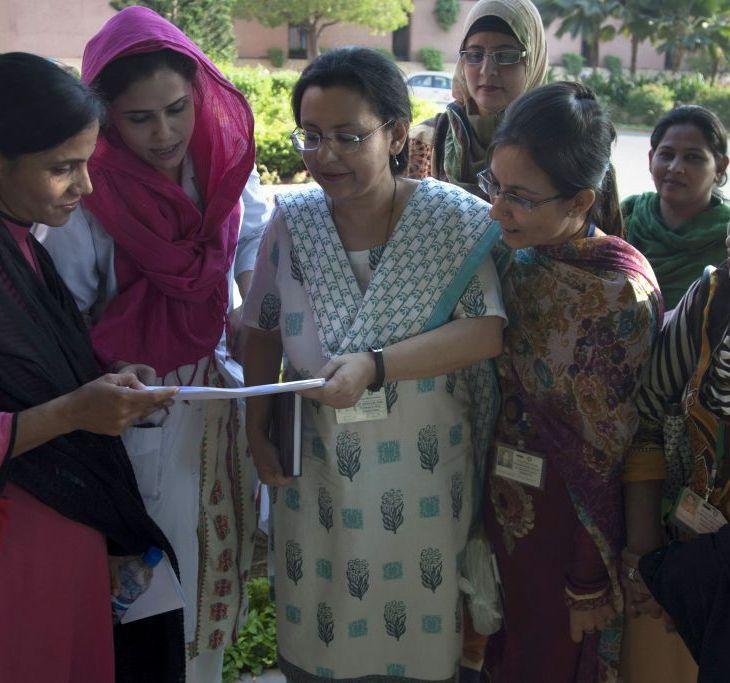 Aga Khan University featured alumnus: Dr. Anita Zaidi '88