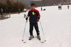 Ski enthusiast