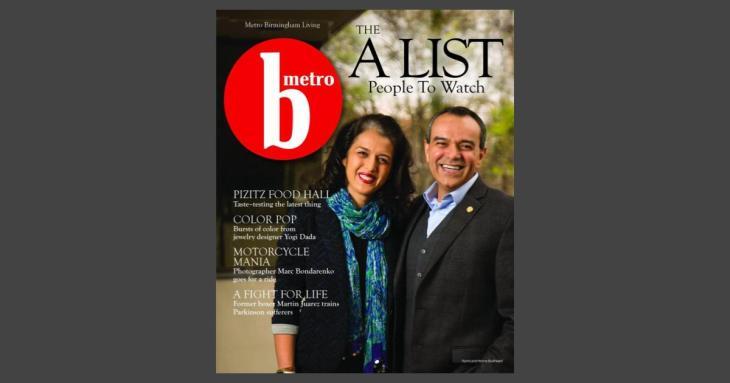 Karim & Henna Budhwani: The A-List Couple - Making A Better World