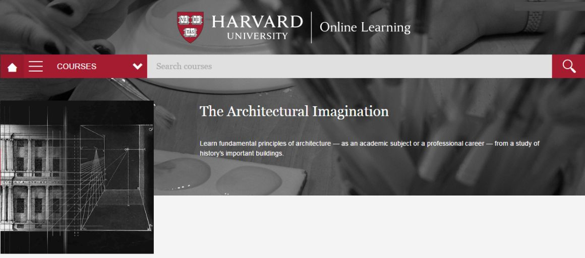 Harvard University To Offer Free Online Architecture Course U2013 Ismailimail