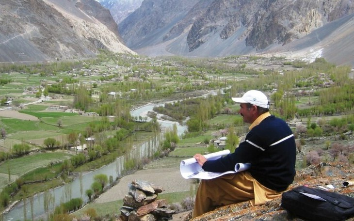 Aga Khan Agency for Habitat & USAID sign agreement to create resilient communities in Shimshal Valley, Pakistan