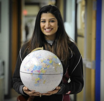 Difference Makers: Stratford Hall's Inaara Merani has always heard the world calling