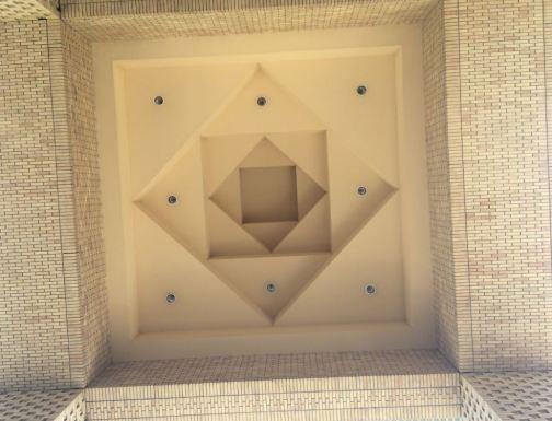 1 of 5 skylights of the Ismaili Center, Dushanbe. (Image credit: Scott Goldstein)