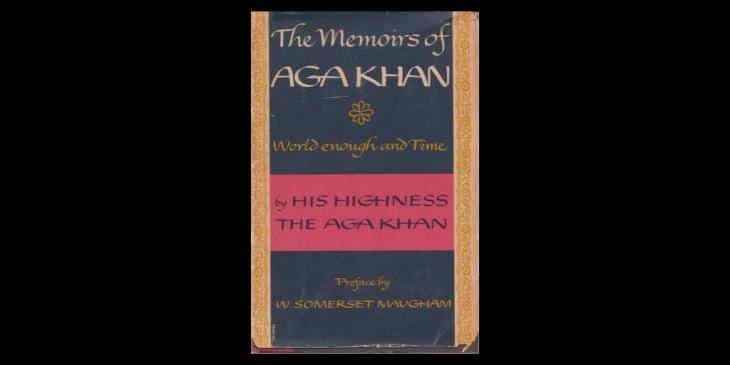 Read/Download 'The Memoirs of Aga Khan' (1954) from Digital Library of India