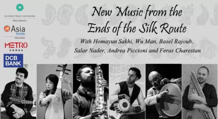 Aga Khan Music Initiative & Asia Society to present at the Royal Opera House Mumbai