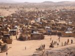 A Darfur refugee camp in Chad, circa 2005. (Image credit: Camden Herald )