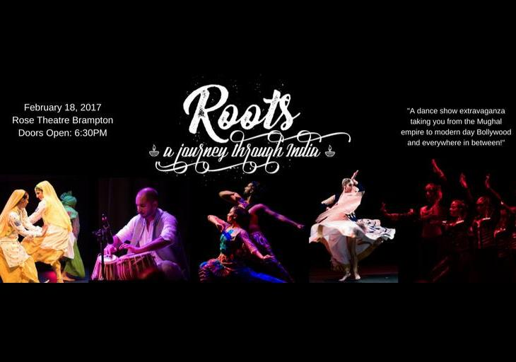 "Shereen Ladha's dance/theatre production ""Roots: A Journey Through India"" at the Rose Theatre"