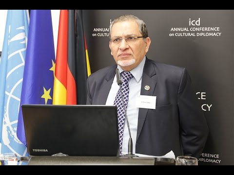 Dr Amir Lakha: Causes of Conflicts and Strategies to achieve Global Peace