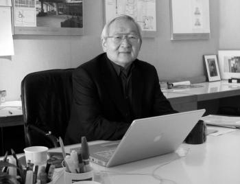 Ted Teshima, co-founder of Moriyama & Teshima Architects - architects of record of the award winning buildings: Aga Khan Museum and Ismaili Centre in Toronto and the Delegation of the Ismaili Imamat in Ottawa, Canada. (Image credit: Moriyama & Teshima Architects)