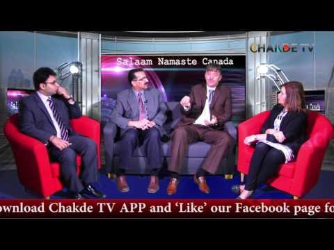 Salaam Namaste Canada: Meet Imamyar Baig