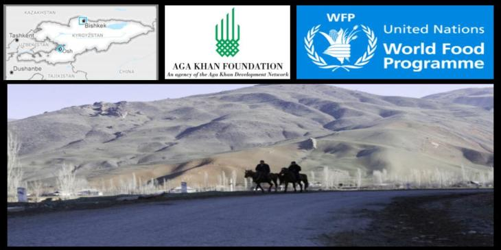 Kyrgyz Republic to benefit from Aga Khan Foundation & World Food Programme Collaboration