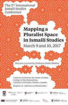 The Second International Ismaili Studies Conference at Carleton University
