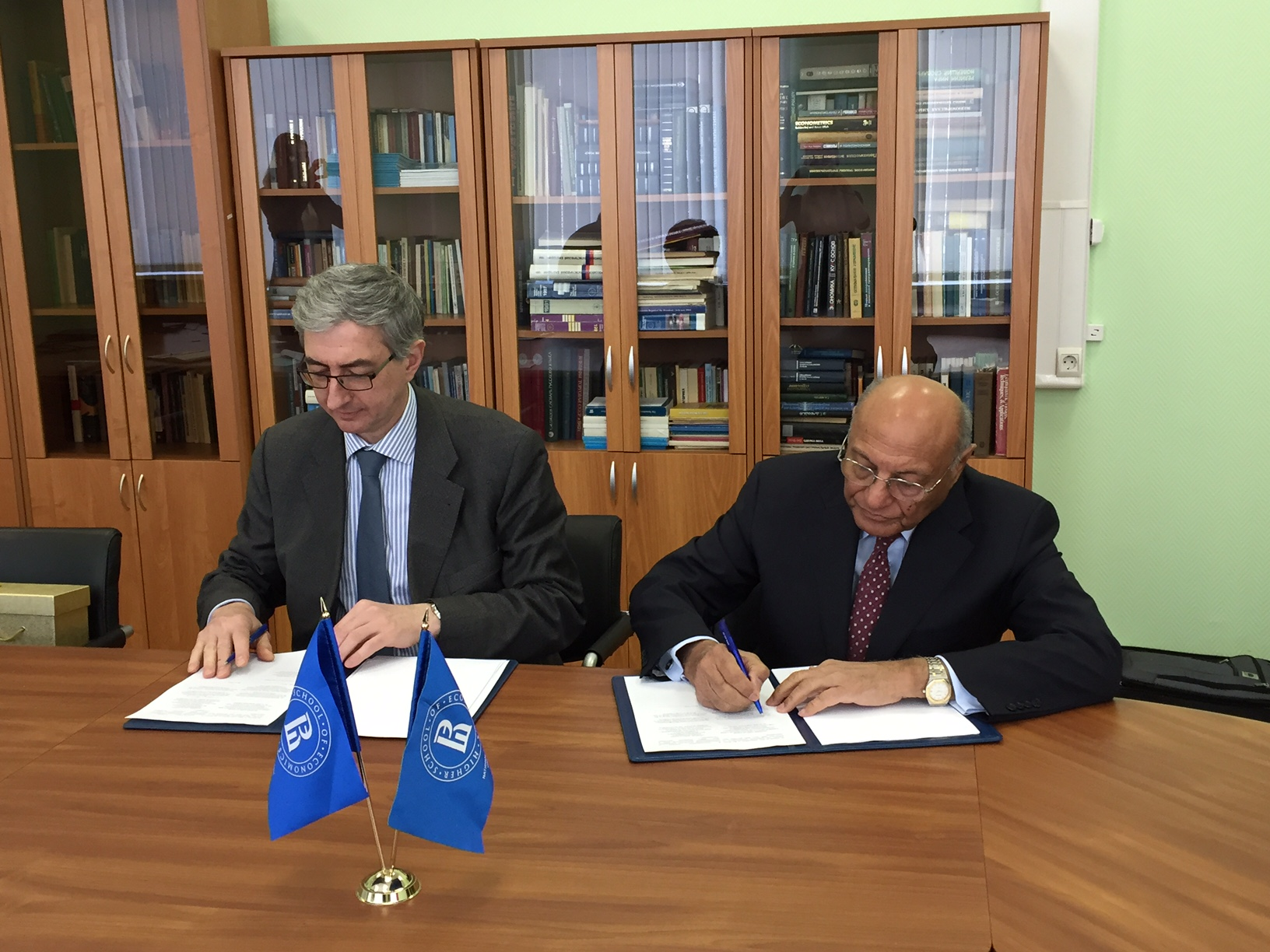 University of Central Asia and Higher School of Economics Sign Partnership Agreement in Moscow