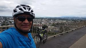 Join Imtiaz Visram's Ride to Conquer Cancer