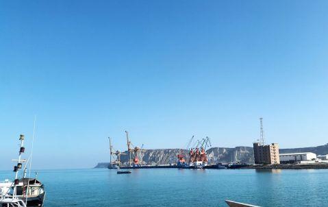 Gwadar Port, Balochistan