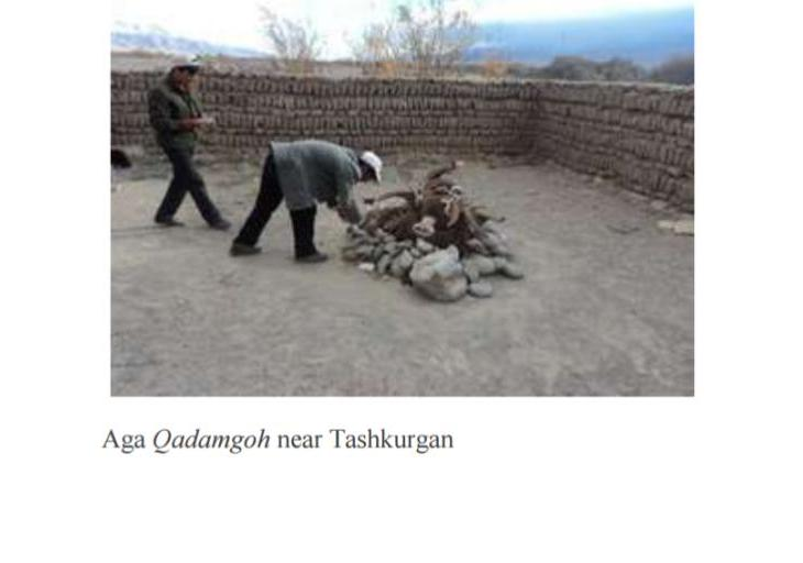 Landscapes of Spirituality: The Topography of Ismaili Sacred Sites in Xinjiang, China