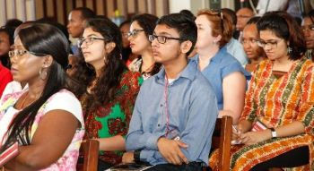 Aga Khan Academy Mombasa Students Organize School's First Official TEDx Event