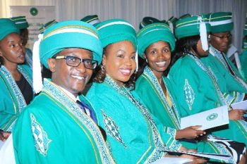 Aga Khan University's 13th Convocation Ceremony, Nairobi, Kenya
