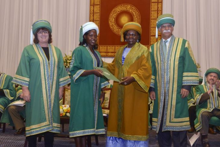 Aga Khan University's 13th Convocation Ceremony - Kampala, Uganda
