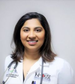 Celebrating Ambreen Nadeem Rajoktwala - Certified Physician Assistant, University of Texas Medical Branch Class of 2009