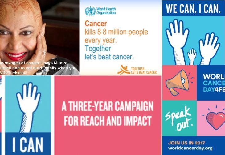 Munira Premji's Cancer Story: Re-defining relationship with food (World Cancer Day - Feb 4)