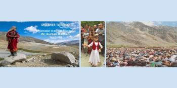 Dr. Kurban Madhani's Presentation on Central Asian Jamat