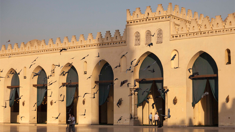 Lecture at the Aga Khan Museum: The Fatimid Architecture of Egypt