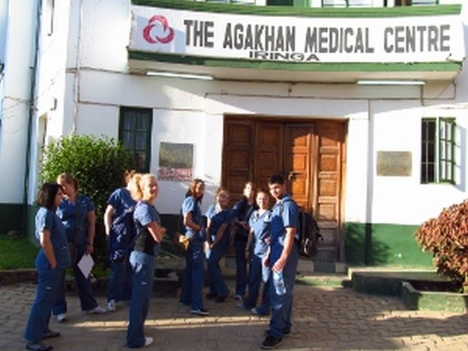 Nurse Sarah Vigar blogs on her visit to the Aga Khan Medical Centre, Iringa, Tanzania