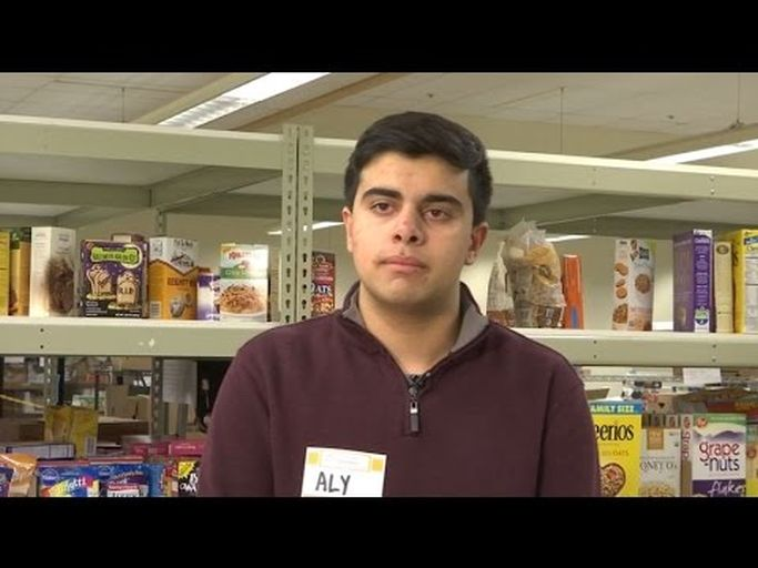 "Aly Rahmatullah: Wayzata High School student helps others, named ""Volunteer of the Month"""