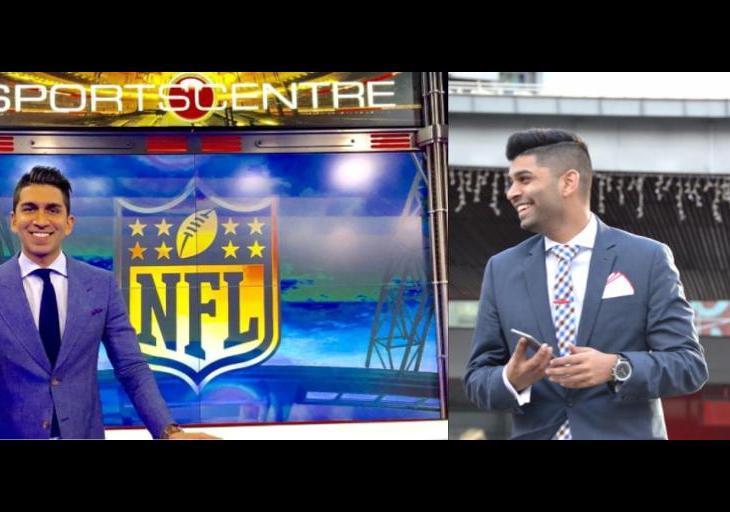 Ismaili Muslim Sports Media Personalities - Nabil Karim and Faizal Khamisa - discuss discrimination, faith, Twitter and more with Sports Illustrated Magazine of USA