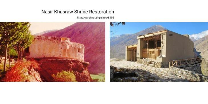 Shrine of Nasir Khusraw