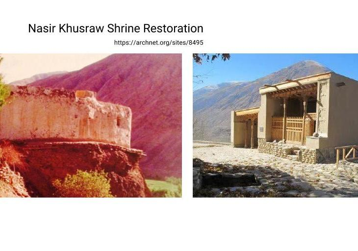 Shrine of Nasir Khusraw