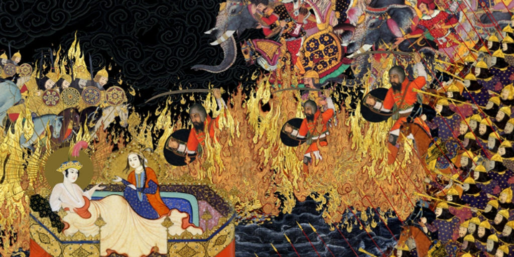 Today in history: Firdawsi's epic poem, the Shahnama, was