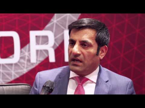 Disruptive Technologies: Rahman Jamal's Interview at the ICC Media booth at Embedded World