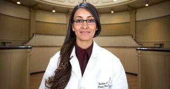Dr. Zarina Ali: Pennsylvania Hospital's first female neurosurgeon
