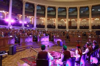 Music and Voices of the Silk Route celebrate Nowruz at Portuguese Parliament