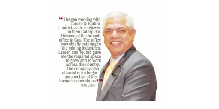 Amin Ladak's Kaenat Enterprise: Engineer's Business