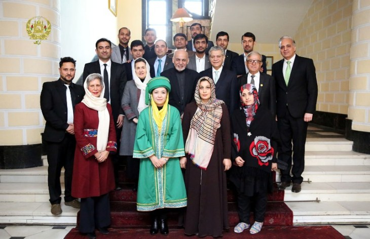 14 Afghan doctors graduate by completing training with Aga Khan University