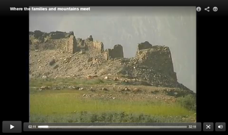 BBC Earth Report - Where the families and mountains meet | Aga Khan Development Network in Tajikistan