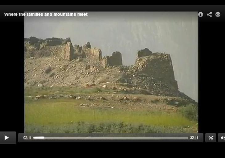 BBC Earth Report - Where the families and mountains meet   Aga Khan Development Network in Tajikistan