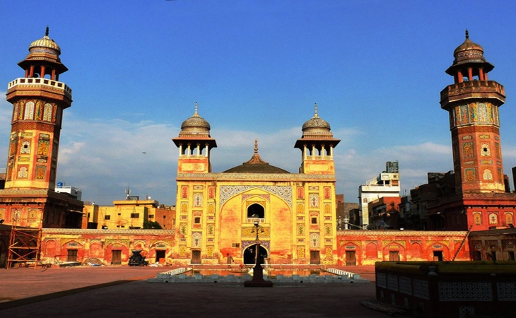 Chowk Wazir Khan Lahore ready to receive tourists