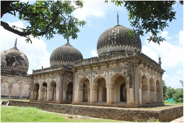 Project to restore domed Qutb Shahi tombs