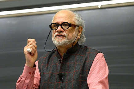 Homi Bhabha Addresses Ismaili Conference - Carleton University