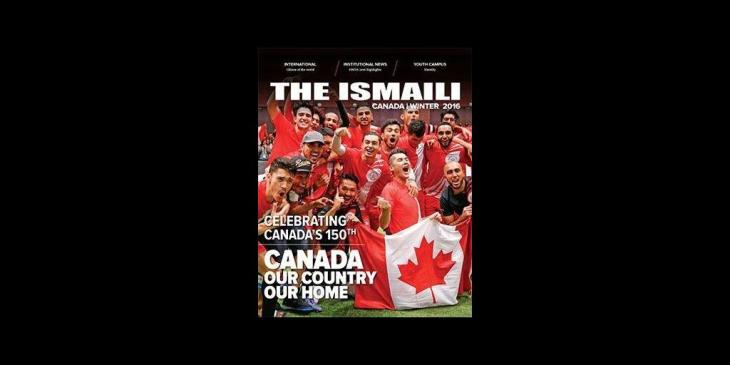 Ismaili Muslim Community of Canada releases its first Online Digital Magazine
