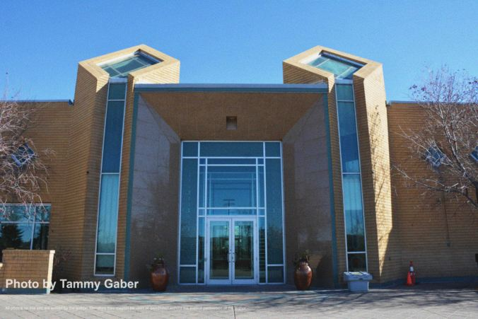 Calgary Ismaili Jamatkhana and Centre: Calgary, Alberta   Beyond the divide