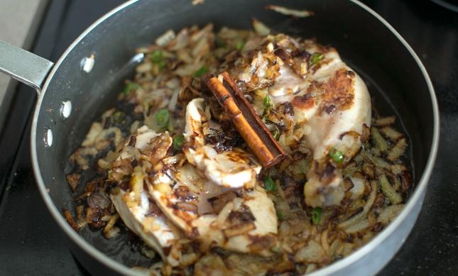 Murgh Mussallam   The Ismaili Recipes