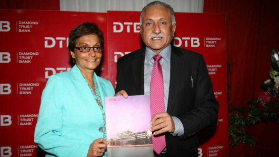 DTB and Habib Bank Kenya in merger deal | The Standard