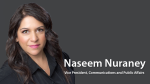Fraser Health Authority VP Naseem Nuraney: Good communication is key to our success