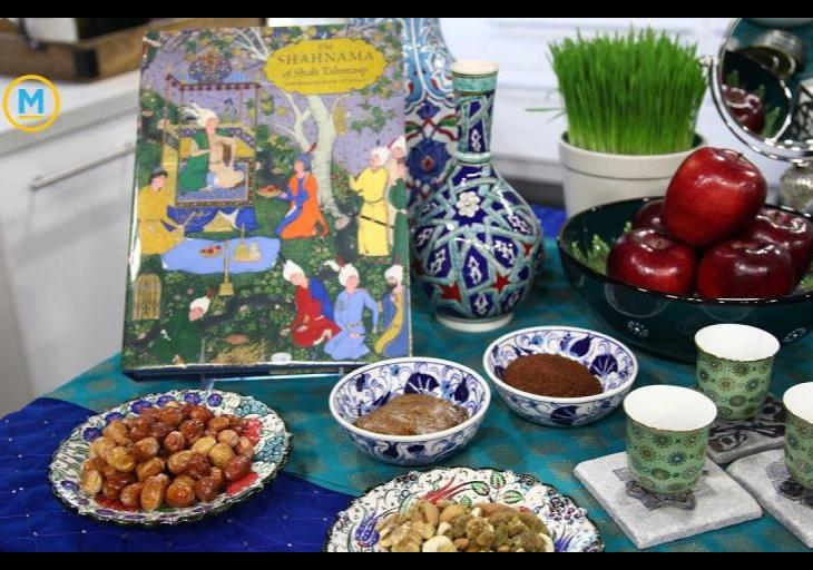 Plan your Navroz Celebrations with great ideas from Aga Khan Museum