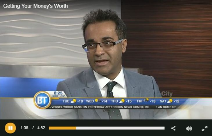 Breakfast Television: Shamez Kassam helps us make sense of the new tax regulations